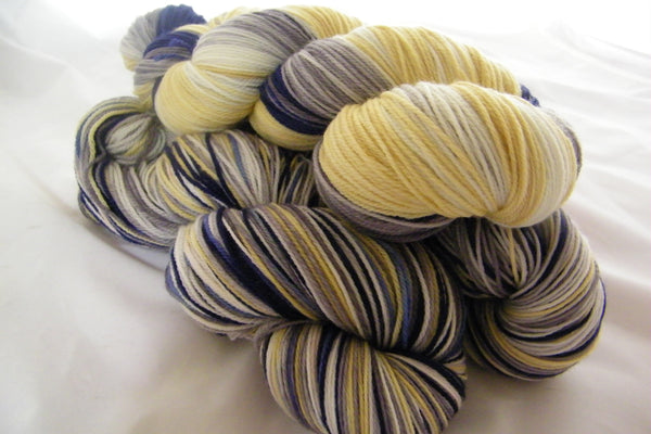 Augustus Six Stripe Self Striping Yarn