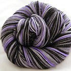 Color Accents - Lavender Six Stripe Self Striping Yarn