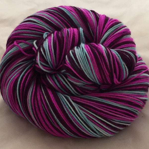 Harold's Purple Crayon Three Stripe Self Striping Yarn