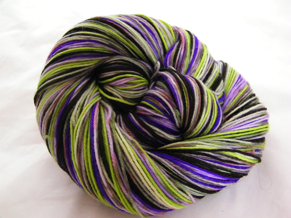 FrankenZombody Six Stripe Self Striping Yarn