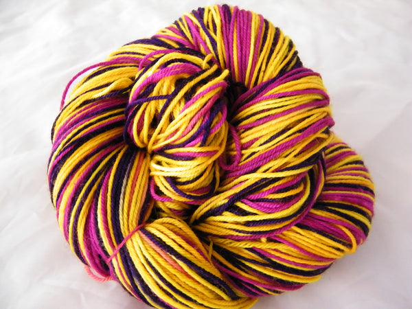 Light My Fire Four Stripe Self Striping Yarn