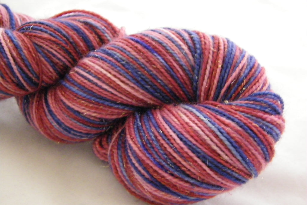 Calling Birds Three Stripe Self Striping Yarn