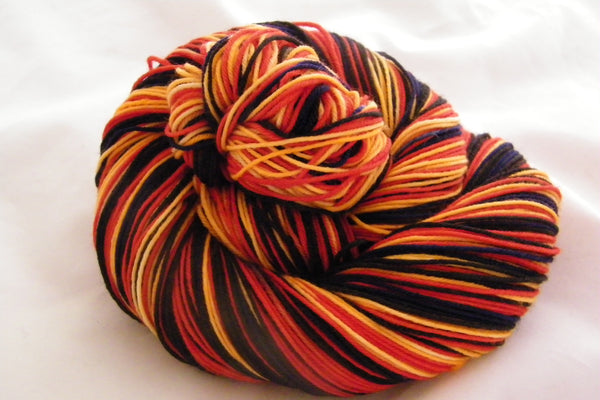 Mary Poppins Six Stripe Self Striping Yarn