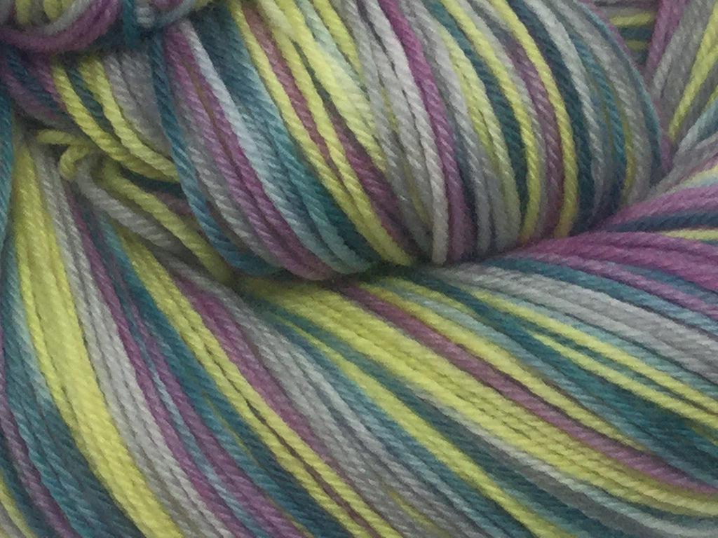 NeverWhere Four Stripe Self Striping Yarn