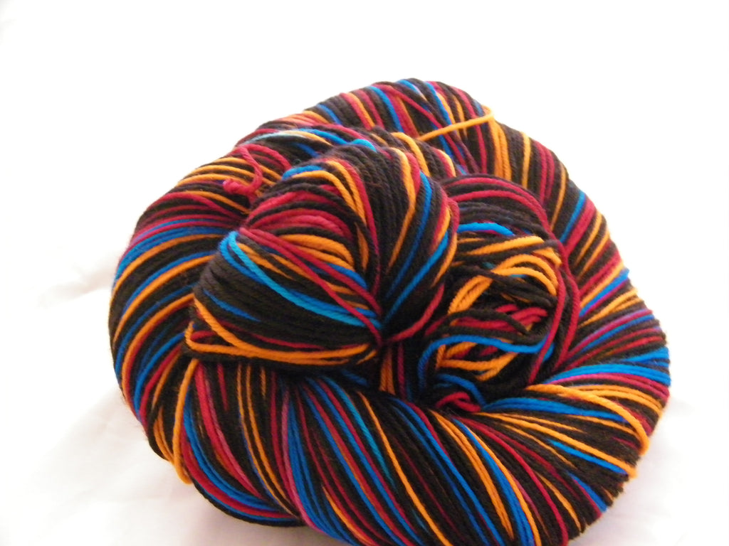 Rock N' Roll Forever Six Stripe Self Striping Yarn