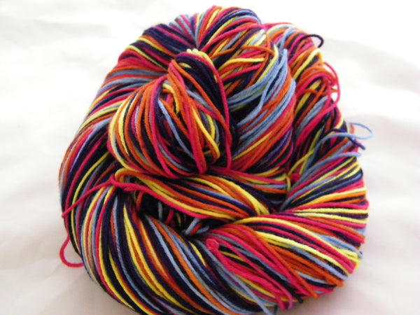 Jan and Dean Six Stripe Self Striping Yarn