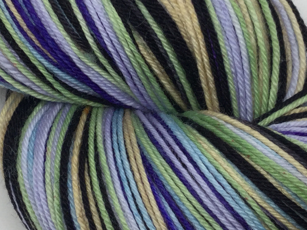 Witches Six Stripe Self Striping Yarn