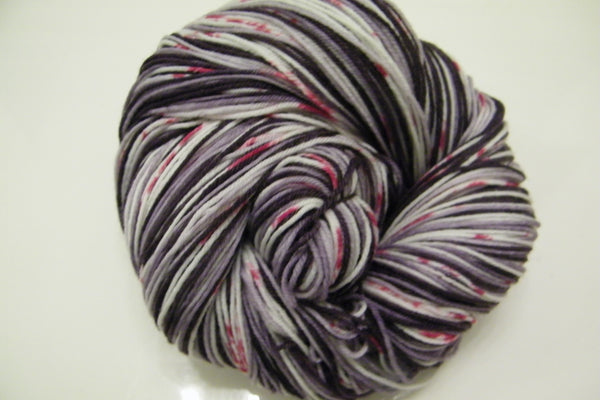 Ides of March Three Stripe Self Striping Yarn