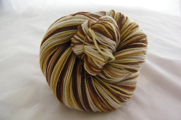 Smores Three Stripe Self Striping Yarn
