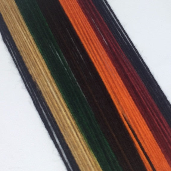 Trick or Treat Six Stripe Self Striping Yarn