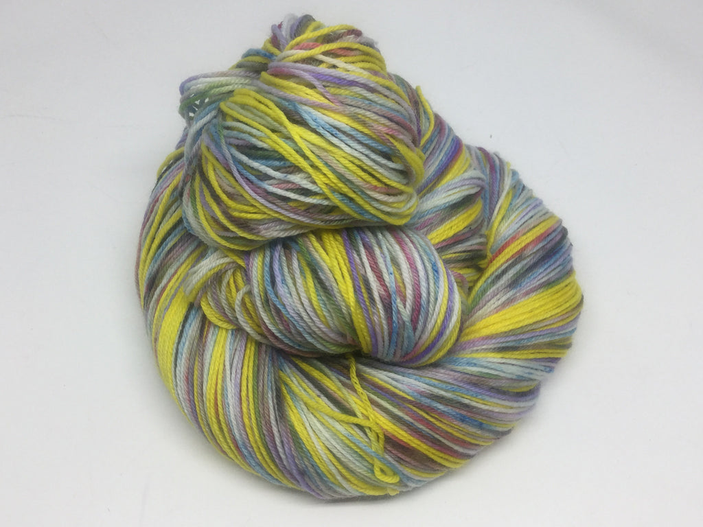 ZomBody's Curiouser and Curiouser Self Striping Yarn
