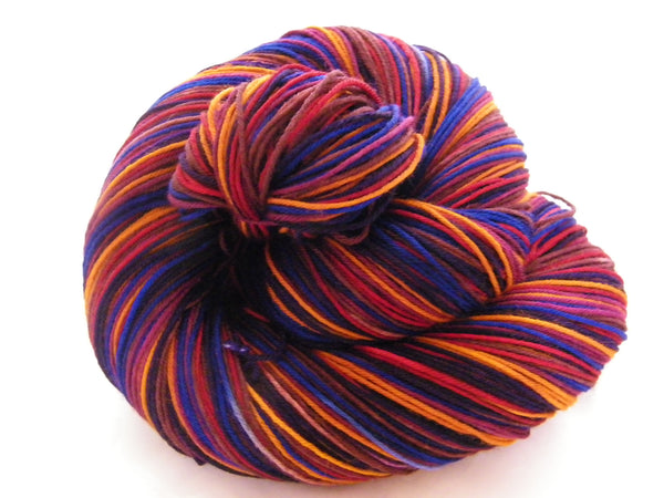 Cher Inspired Six Stripe Self Striping Yarn
