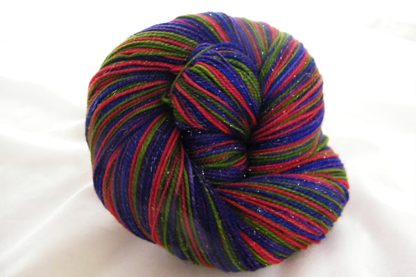Crown Jewels Four Stripe Self Striping Yarn