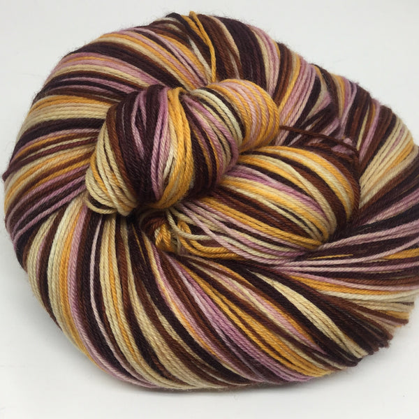 Big Damn Heroes Five Stripe Self Striping Yarn
