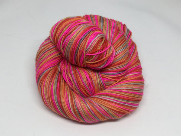 An Immortal Life Five Stripe Self Striping Yarn