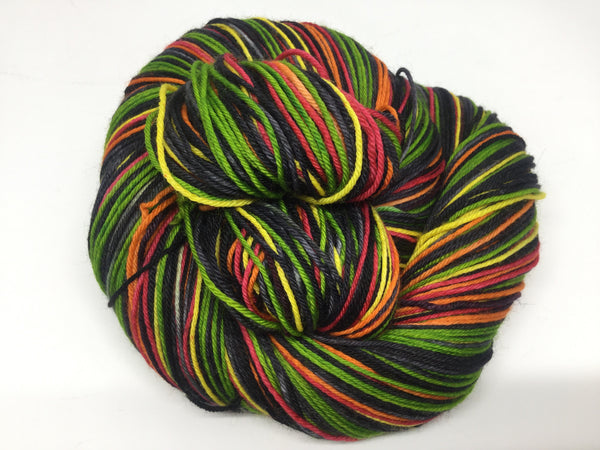 The Westing Game Eight Stripe Self Striping Yarn