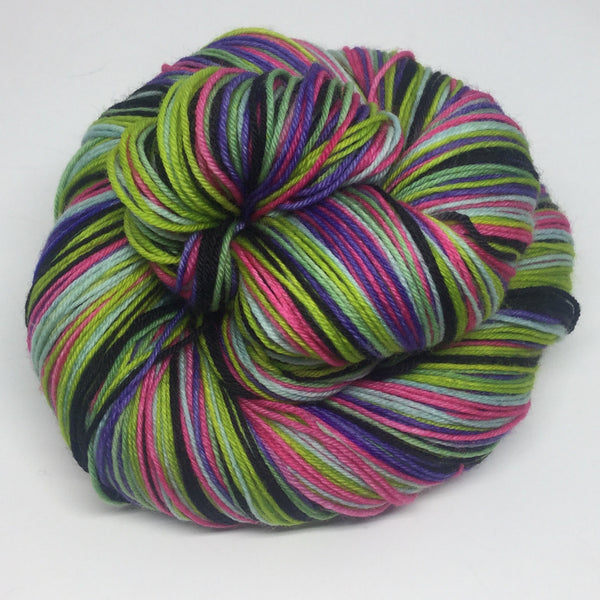 Monster High Six Stripe Self Striping Yarn
