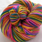 Summertime Five Stripe Self Striping Yarn