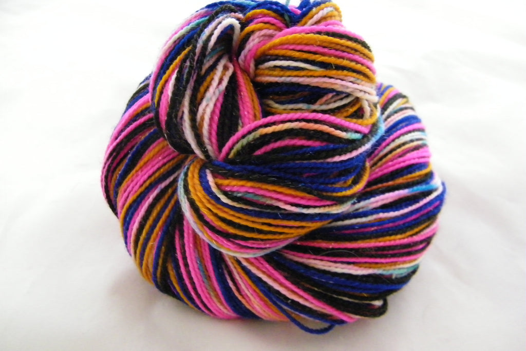 Priscilla Queen of the Desert Five Stripe Self Striping Yarn