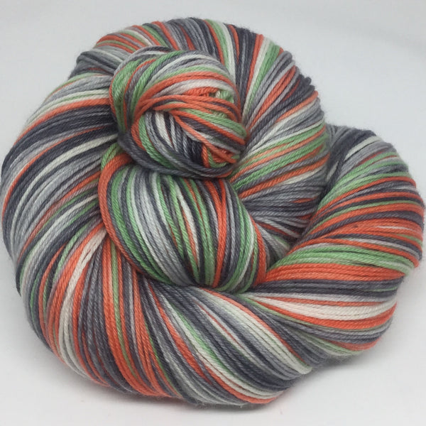 Frederick Five Stripe Self Striping Yarn
