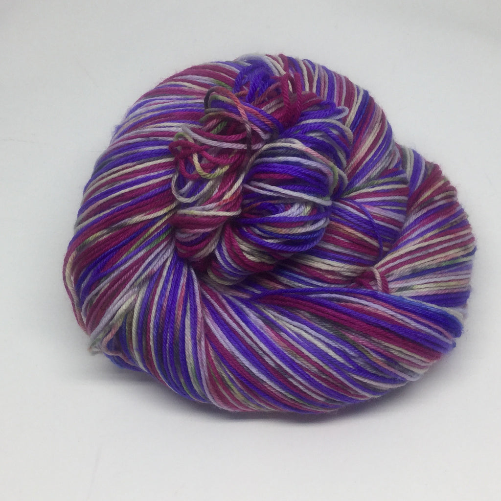 ZomBody's Mad Here Self Striping Yarn