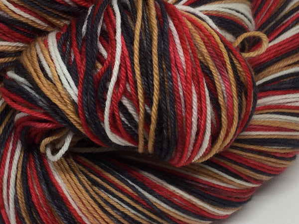 Godfather Four Stripe Self Striping Yarn