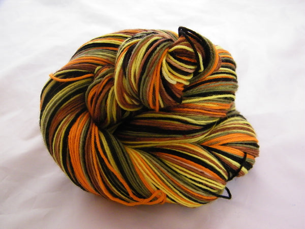 Patsy Inspired Five Stripe Self Striping Yarn