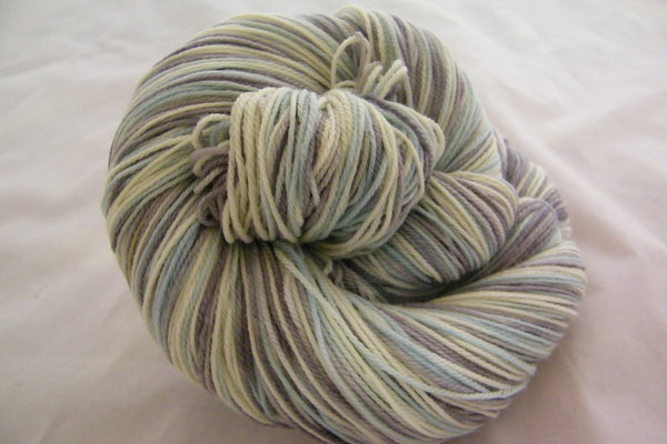 Baby Beluga Three Stripe Self Striping Yarn