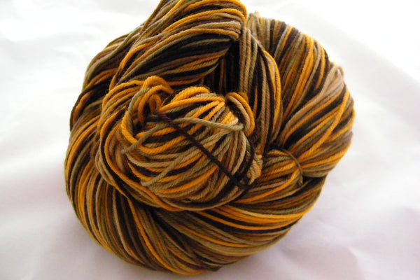 Oktoberfest Six Stripe Self Striping Yarn