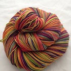 Second Helping Seven Stripe Self Striping Yarn