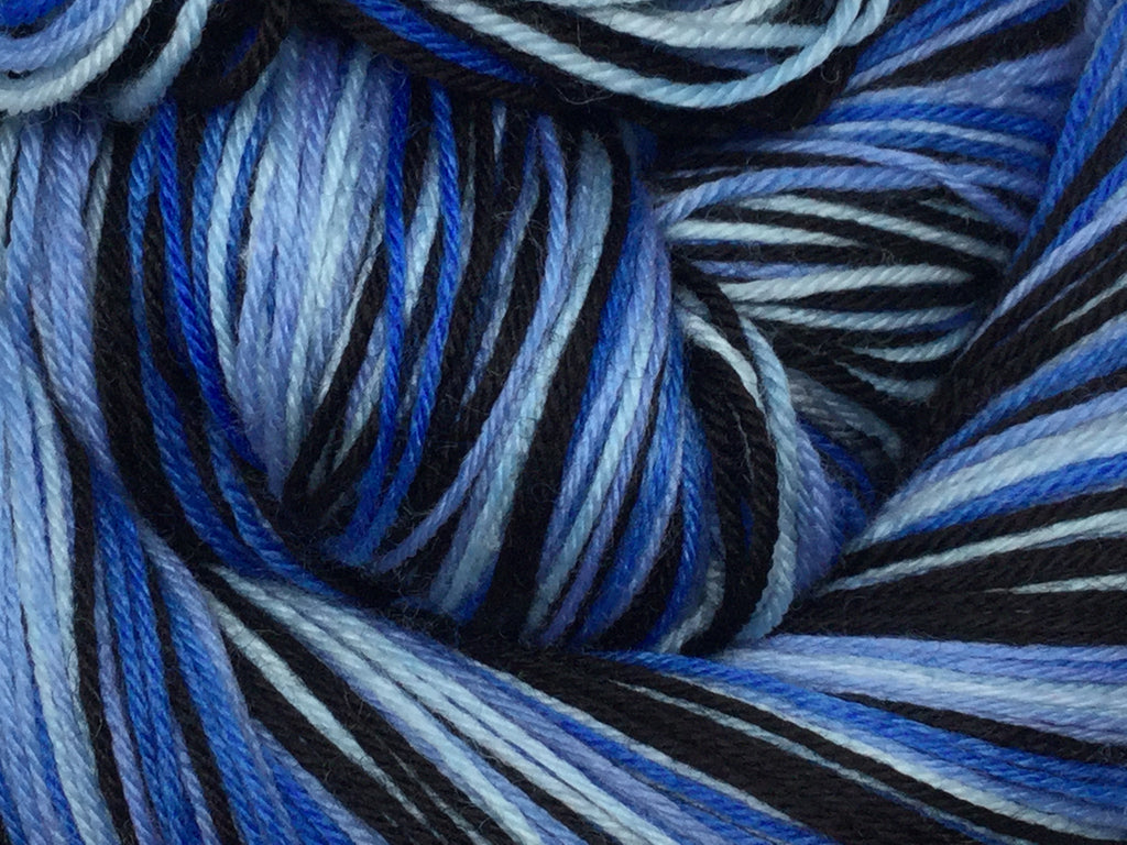 Cold Mountain Four Stripe Self Striping Yarn