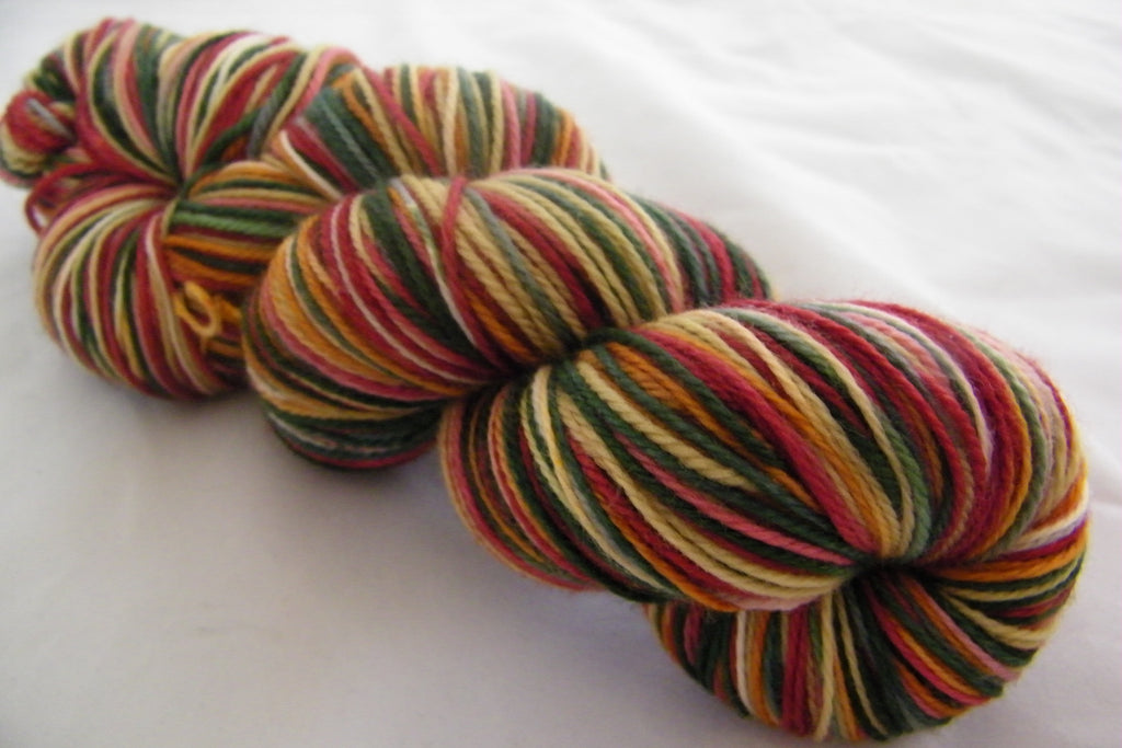 Victorian Christmas Variegated Yarn