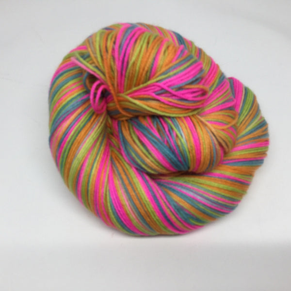 Heidi Four Stripe Self Striping Yarn
