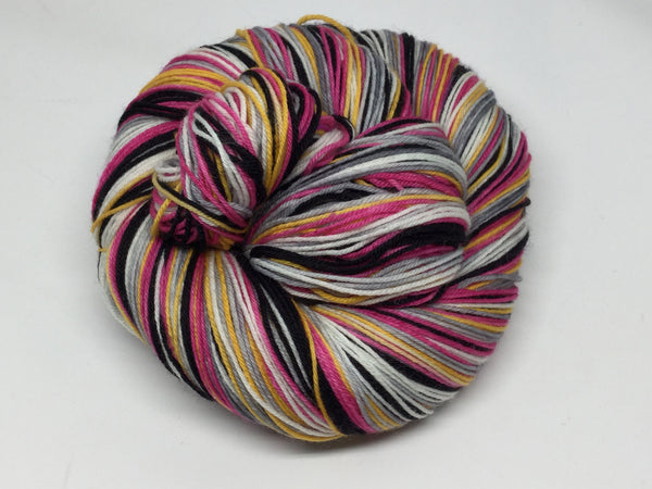Molokai Five Stripe Self Striping Yarn