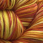 The Kiss Four Stripe Self Striping Yarn