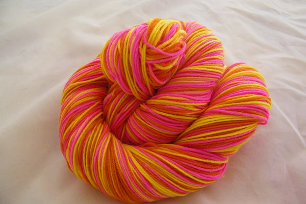 The Bradys Three Stripe Self Striping Yarn