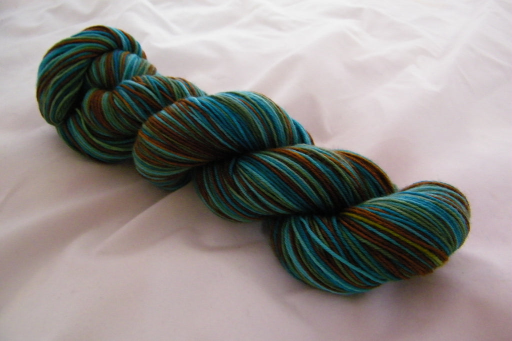 Strokkur Four Stripe Self Striping Yarn