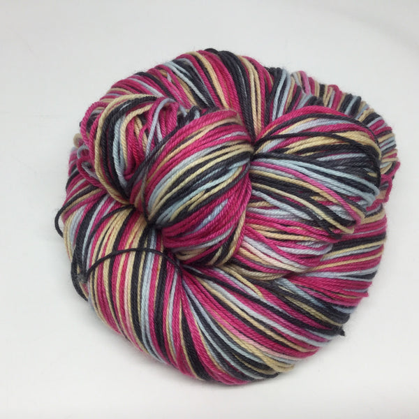 Joy Luck Club Four Stripe Self Striping Yarn