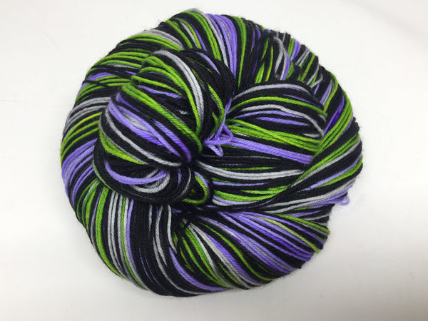 Pet Sematary Six Stripe Self Striping Yarn