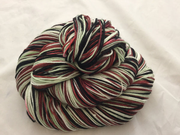 Mockingbird Four Stripe Self Striping Yarn