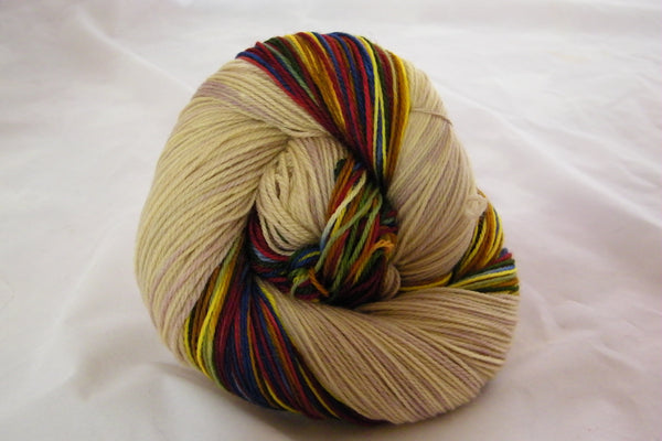 Festa Junina with Half Skein Coordinating Yarn