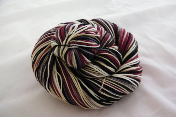 American Gothic Five Stripe Self Striping Yarn
