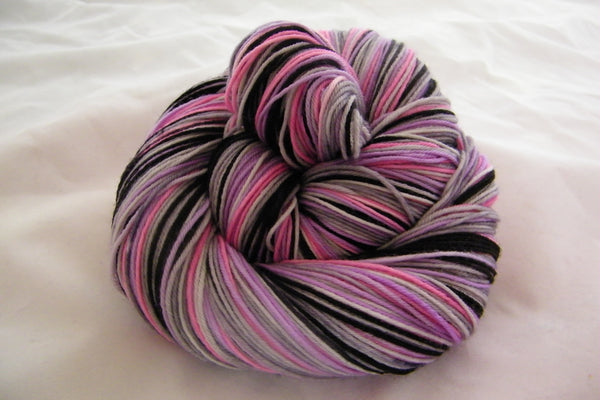 Glacier Six Stripe Self Striping Yarn