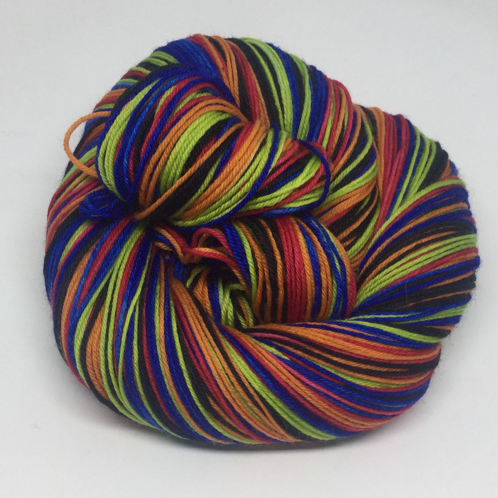 Archie & Jughead Five Stripe Self Striping Yarn
