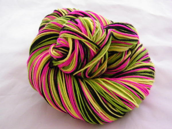 DJ Jazzy Jeff & Prince Summertime Four Stripe Self Striping Yarn