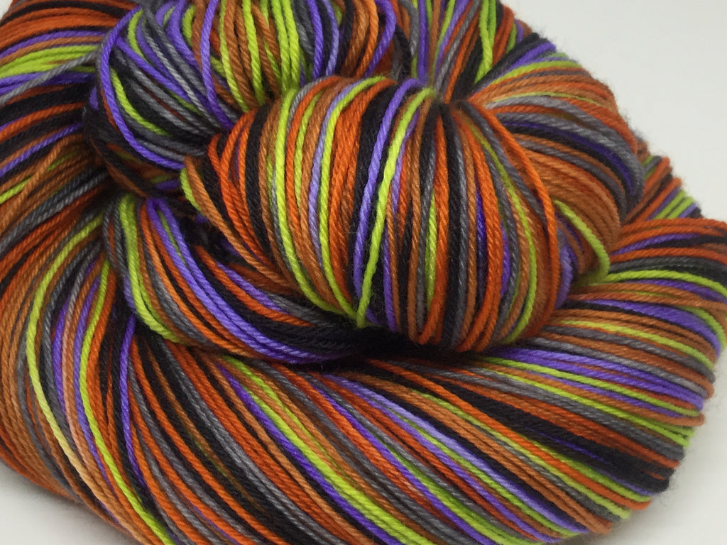 The Electric Company Six Stripe Self Striping Yarn