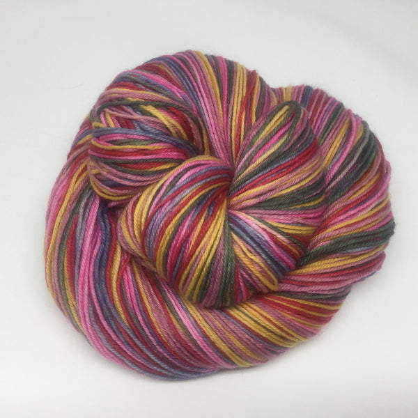 Cupids Six Stripe Self Striping Yarn
