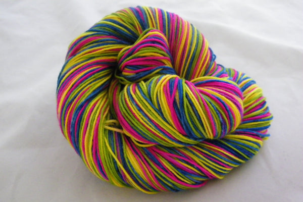 Tommy Four Stripe Self Striping Yarn