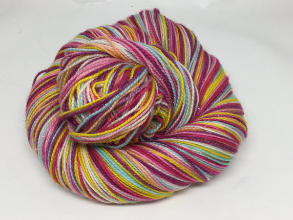 Big Magic Seven Stripe Self Striping Yarn
