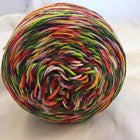 Little Shop of ZomBodys Four Stripe Self Striping Yarn